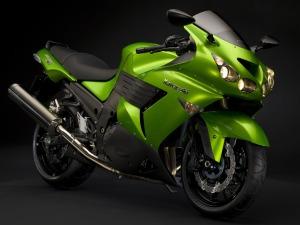 7o lugar|Kawasaki ZZR 1400 Ninja|299 Km/h