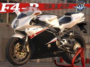 3o lugar|MV Agusta F4 312|314 Km/h