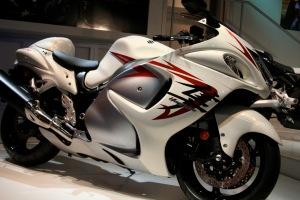 2o Lugar|Suzuki Hayabusa|320 Km/h